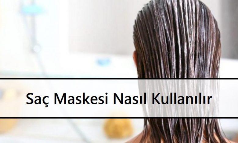 Saç Maskesi Nasıl Kullanılır