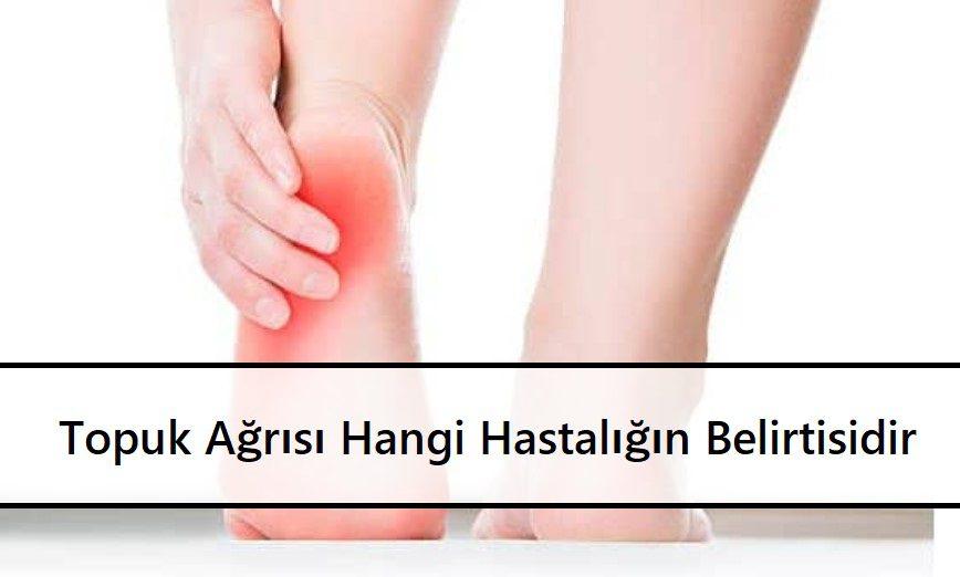 Topuk Ağrısı Hangi Hastalığın Belirtisidir
