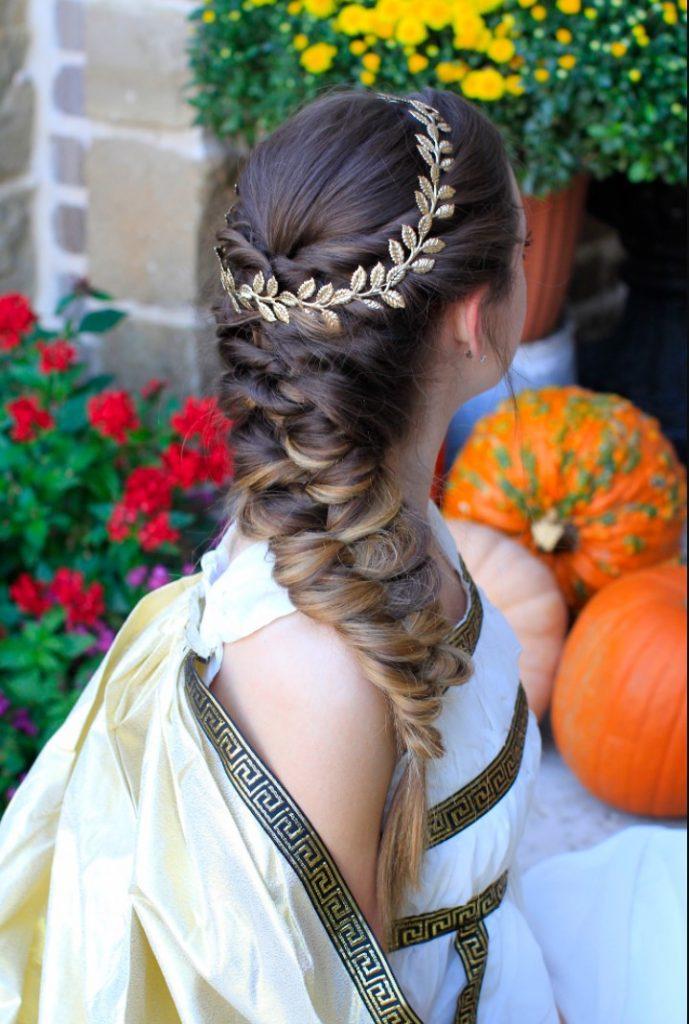 Helenistik Saç Aksesuarı