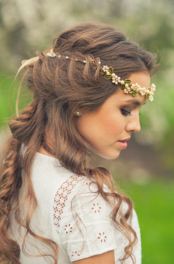 Helenistik Saç Kesimi