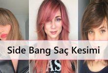 Side Bang Saç Kesimi