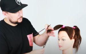 Wolf Cut Saç Kesimi Nasıl Yapılır 2,