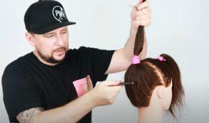 Wolf Cut Saç Kesimi Nasıl Yapılır