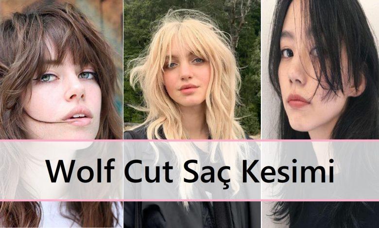 Wolf Cut Saç Kesimi ana